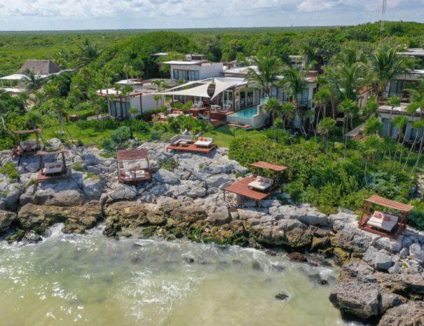 hotels in tulum beach